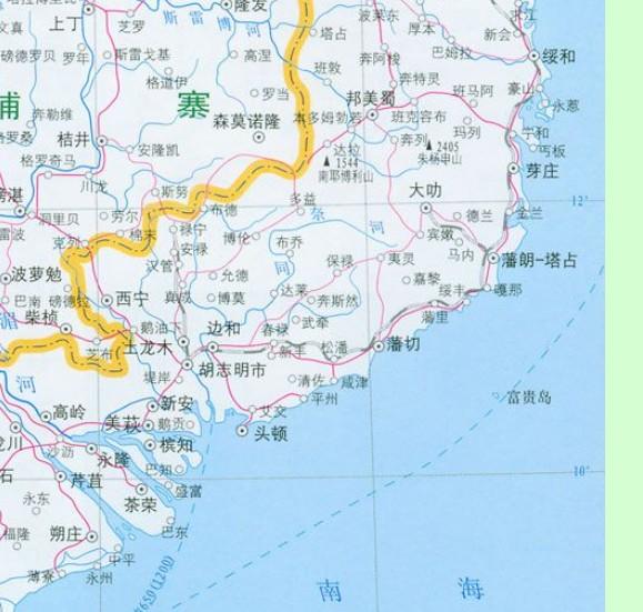 广西会议旅游网—广西区及越南旅游景点简介:北海